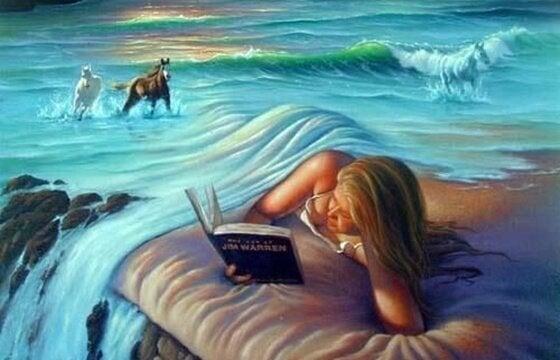 想像の読書