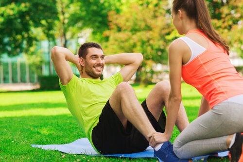 エクササイズは精神面で生活を改善させる