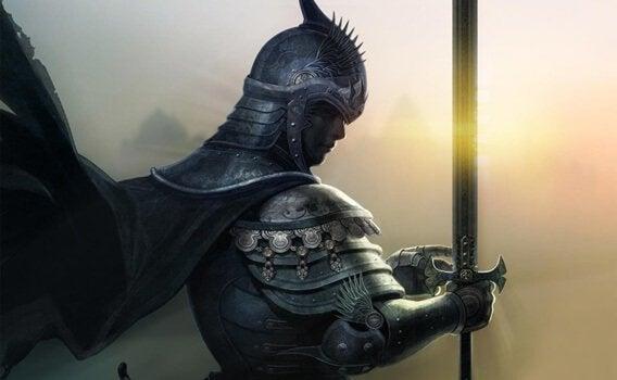 『錆びれた鎧の騎士』からの考えさせられる引用