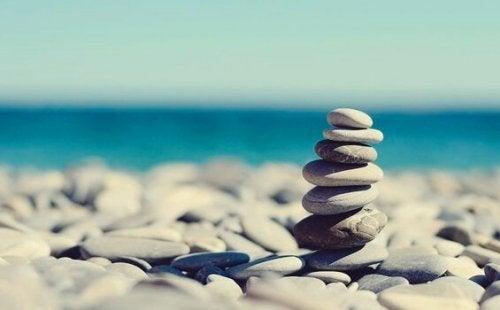 石の話:心配するのを止める方法