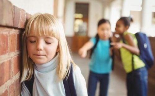 子供がいじめられているかもしれない5つの兆候