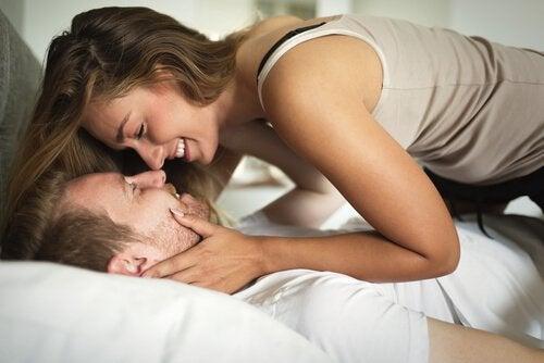 頻繁なセックスでよりよい交際を
