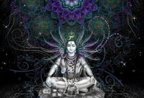 ヒンドゥーの女神