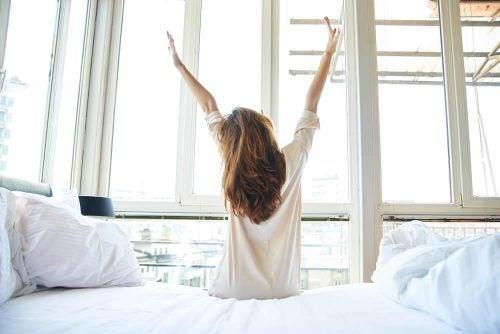 起床時に疲れを感じないための6つのポイント