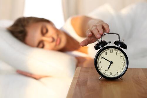 起床時の疲れ