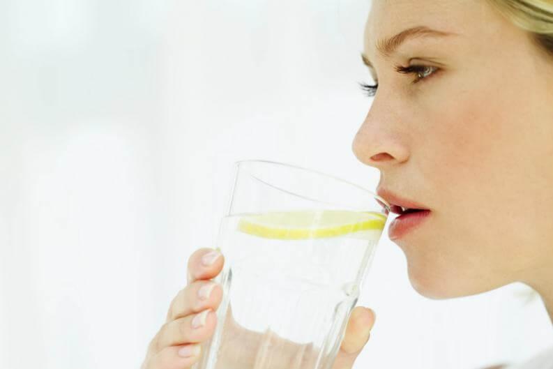 レモン湯の効果