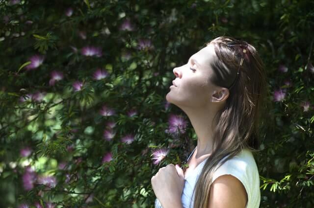 リラックスするための呼吸法
