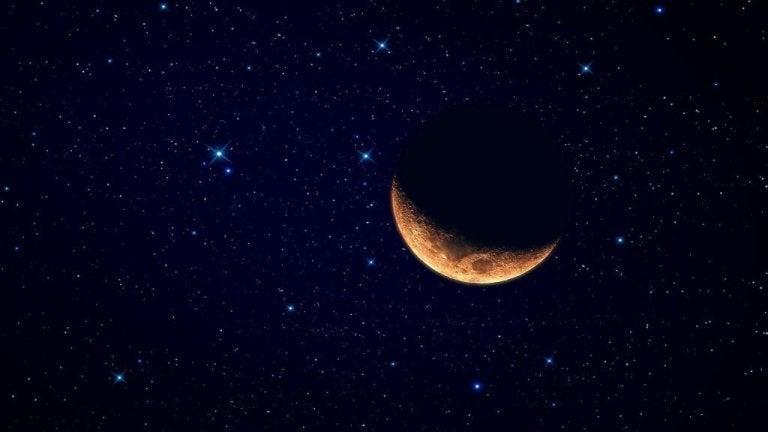 月が欠ける時