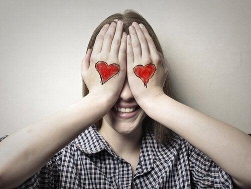 盲目の愛とは