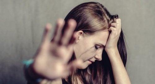 家庭内暴力の心理的影響
