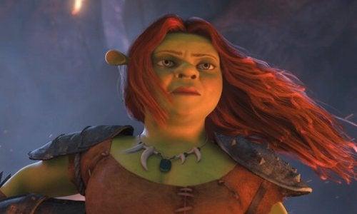 フィオナ姫は彼女自身のヒロイン