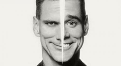 二つの表情