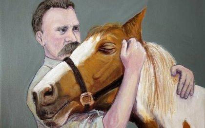 ニーチェが馬を抱きしめ泣いた理由