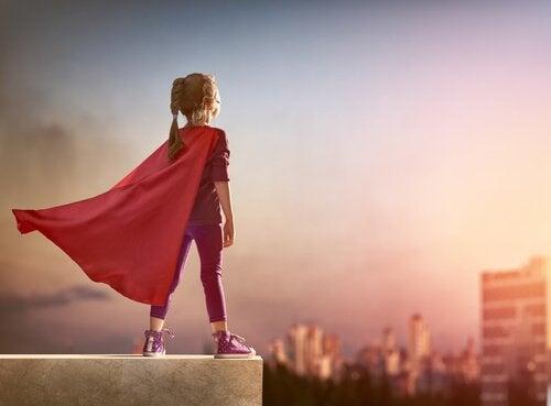 ずっと私のスーパーヒーロー