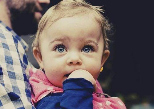 4~6ヶ月の赤ちゃんが学ぶこと