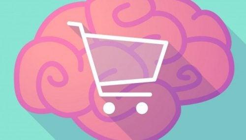 悲しみを隠すために買い物に出かける起こること