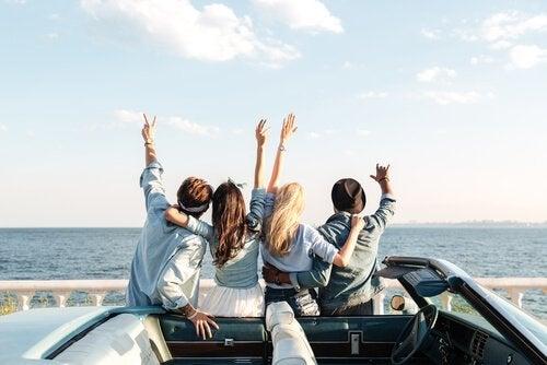 一緒に楽しい旅が出来る人ってどんな人?