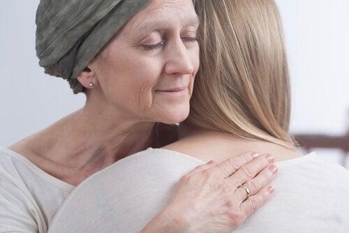 乳がんの女性