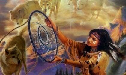 ドリームキャッチャー:美しいラコタの伝説