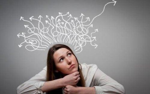 思考停止法が必要な女性