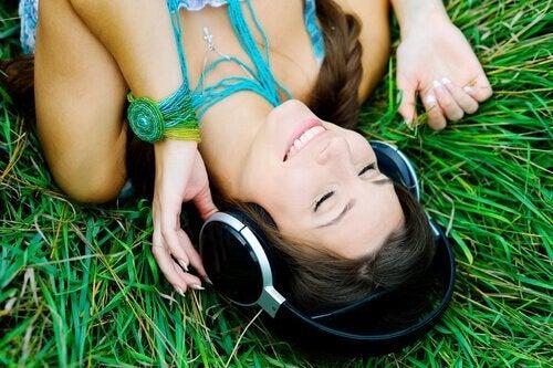 音楽の効果