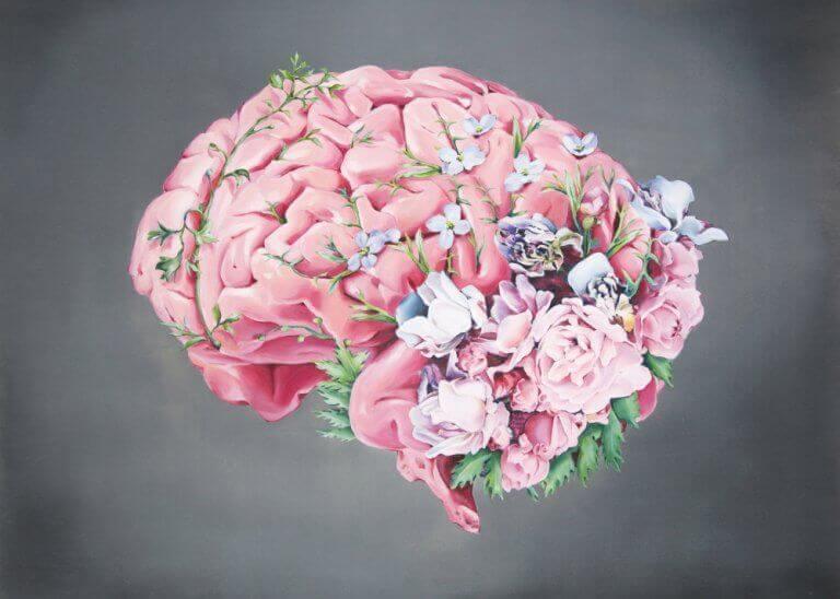 脳に咲く花