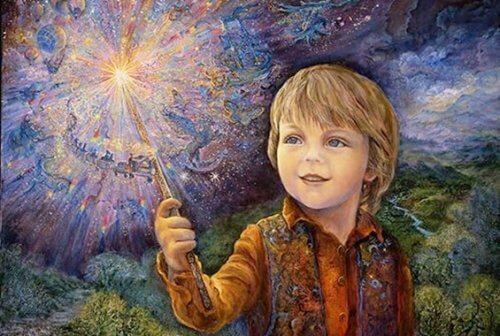 人間性は、子どもひとりひとりに生まれる