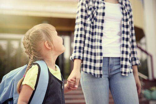 子どもの登校初日を最高の一日にしてあげるために
