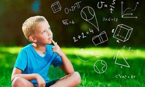 直感的理論VS学校で教えること