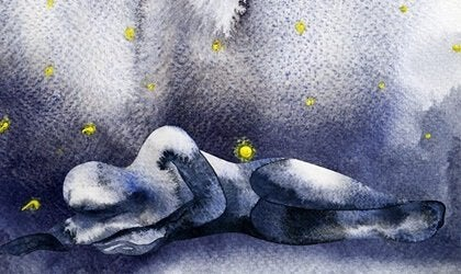 ストレス関連の不眠症:不安によって休まらない時