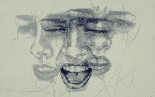 様々な表情