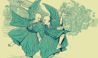 仏教の禅に見る、敵を負かすという概念