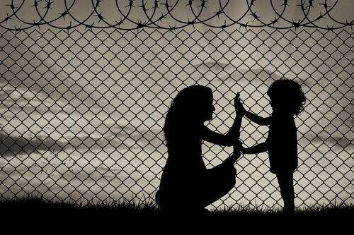 難民のストーリー―無人地帯に置かれて