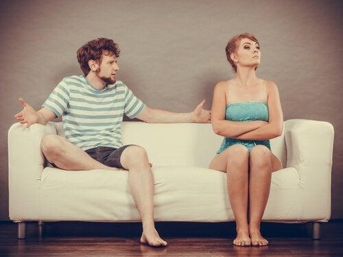 パートナーとの喧嘩の収め方