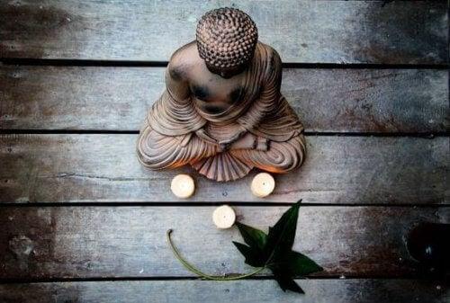 仏教的に恐怖に対処する方法