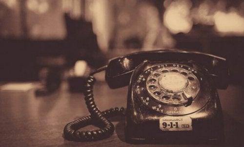 電話に関する不確かな発言