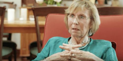 クリスティーナ・グロフ:人間の本質の精神的な面
