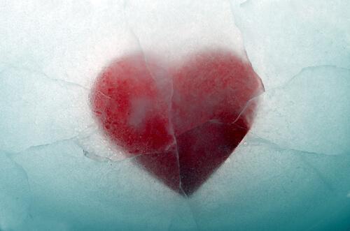 氷とハート