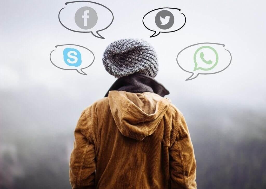 ソーシャルネットワークとテクノロジー
