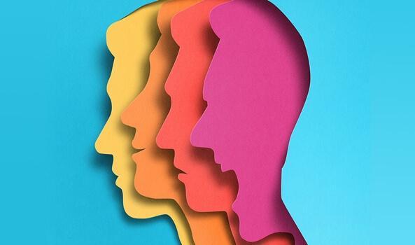 6種のホルモンとそれぞれに付随する気分