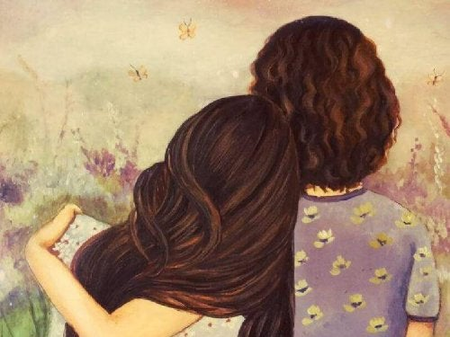 特別な関係:喜びと痛みを分かち合ってできた友情