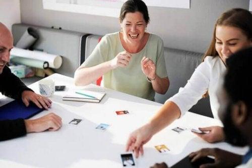 仕事場での9つのタイプ:良い点と悪い点