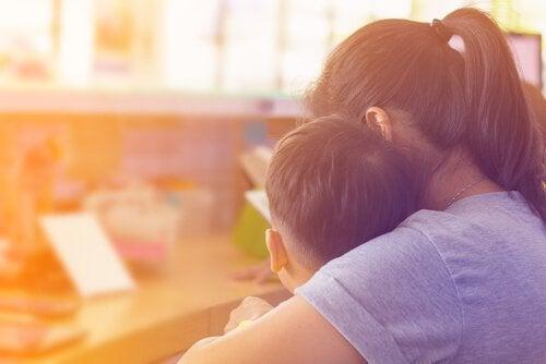 自閉症の息子への公開状