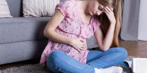 プレゴレキシア:妊娠中の体重増加への恐怖