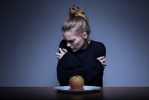 感情の制御と摂食障害