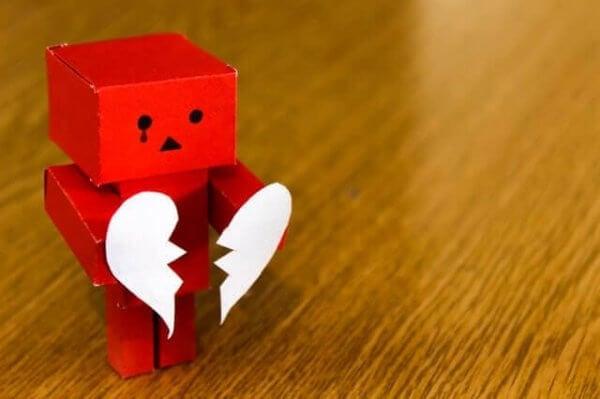 FOBU − 恋人と破局する恐怖