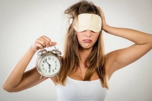 概日リズム睡眠障害