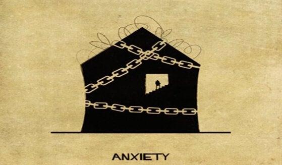 精神障害を家に例えると 不安障害