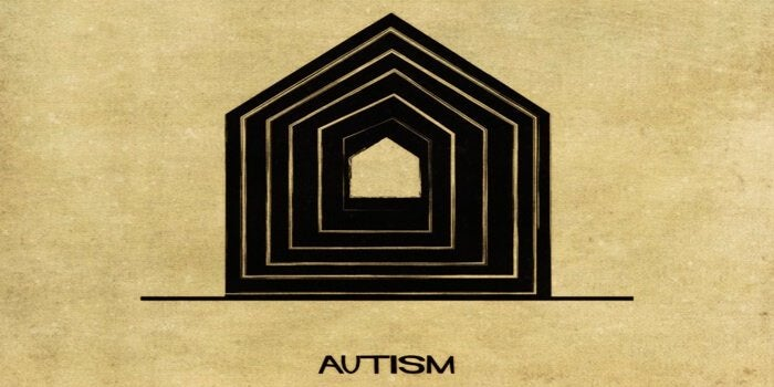 精神障害を家に例えると 自閉症スペクトラム障害