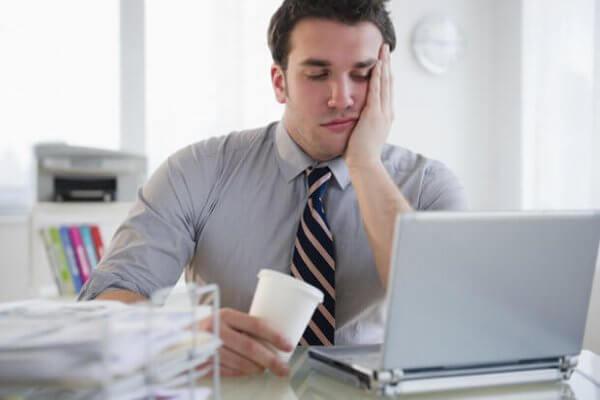 ボアアウト症候群の予防